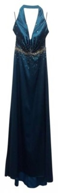 Preload https://item1.tradesy.com/images/night-moves-prom-collection-blue-5477-arctic-satin-halter-beaded-long-formal-dress-size-4-s-143595-0-0.jpg?width=400&height=650