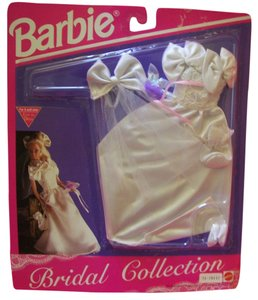 Barbie Mattel Barbie Bridal Collection Doll Wedding Dress