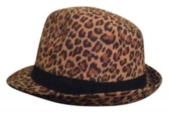 Preload https://item4.tradesy.com/images/miley-cyrus-and-max-azria-leopard-print-cheetah-fedora-hat-143598-0-0.jpg?width=440&height=440