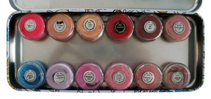 MAC Cosmetics MAC Cosmetics Lipstick Twelve (12) Shades in Pots RARE DC & AUTHENTIC
