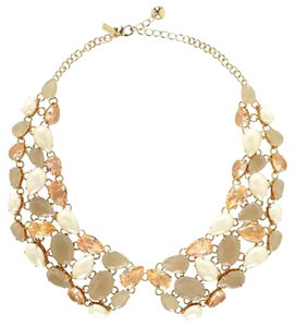 Kate Spade Kate Spade Plaza Athenee Collar Necklace NWT Sophisticated French Charm