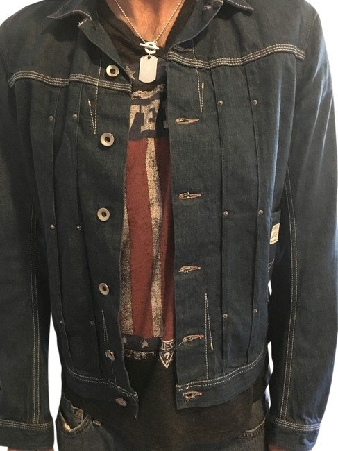Preload https://img-static.tradesy.com/item/14360377/diesel-men-s-denim-jacket-size-14-l-0-1-650-650.jpg
