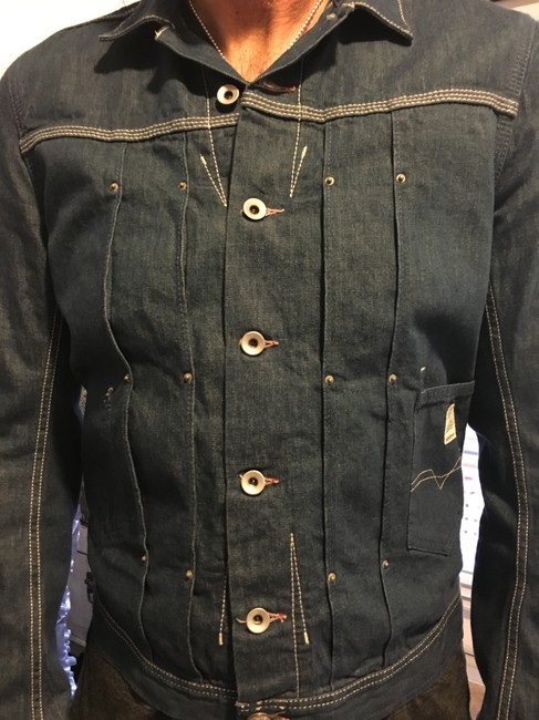 Diesel Denim Womens Jean Jacket Image 1