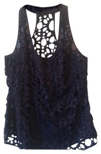 Madison Marcus Top Dark Blue