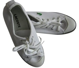 Lacoste Sneakers White Athletic