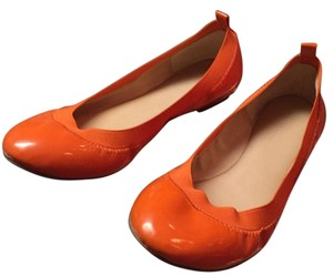Banana Republic Orange Flats