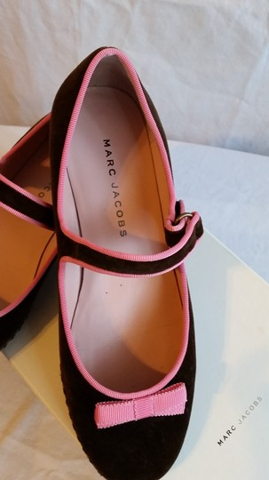 Marc Jacobs Brown and pink Flats Image 3