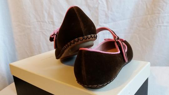 Marc Jacobs Brown and pink Flats Image 7