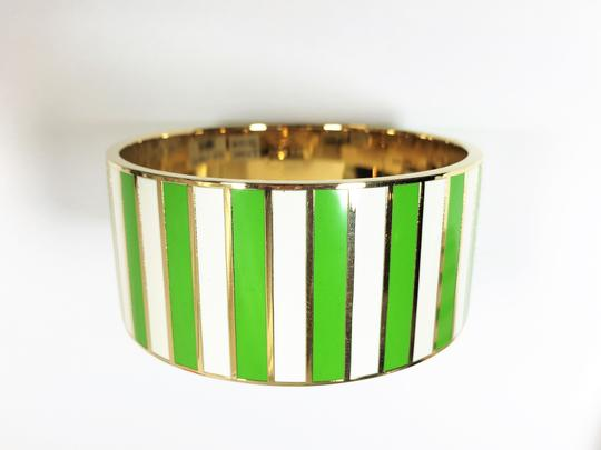 Kate Spade Kate Spade Grass Is Always Greener Bracelet NWT Idiom Collection Chic w Dust Bag Image 1