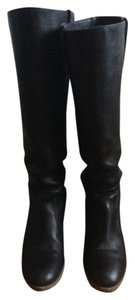 Madewell Leather Boot Black Boots