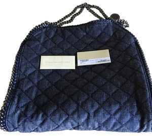 Stella mccartney handbag quilted denim gorgeous bag Tote