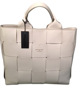 Iacucci Satchel in White