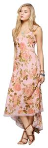 Pink Maxi Dress by Betsey Johnson