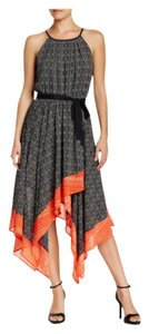 Black Maxi Dress by Sanctuary Clothing Handkerchief