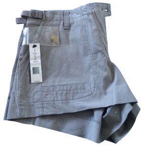 Theory Cargo Shorts Grey