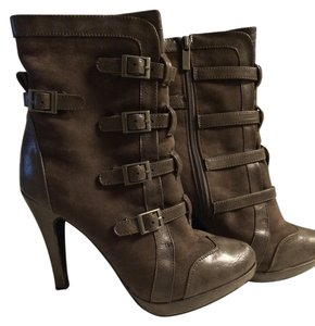 Anne Michelle Taupe Boots