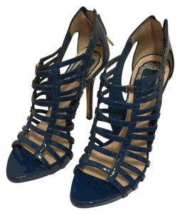 Dior Dark blue Platforms