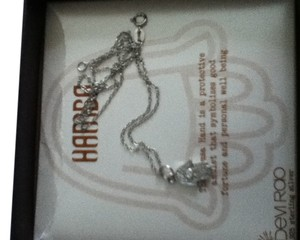 Other Hamsa silver necklace