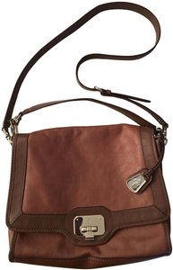 Cole Haan Saddle Converible Strap Color Like New Cross Body Bag