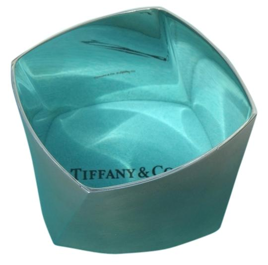 Preload https://img-static.tradesy.com/item/14365297/tiffany-and-co-silver-retired-brushed-frank-gehry-torque-bangle-wpouch-bracelet-0-1-540-540.jpg