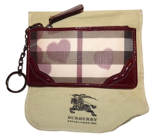 Item - Multicolor Keychain Pouch & Dustbag Cosmetic Bag