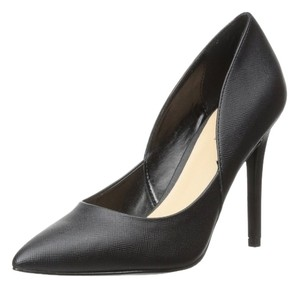 Charles by Charles David Textured Black Pumps