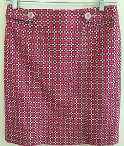 Talbots Skirt Multi-Color