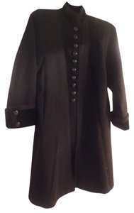 Donny Brook Wool Velvet Coat