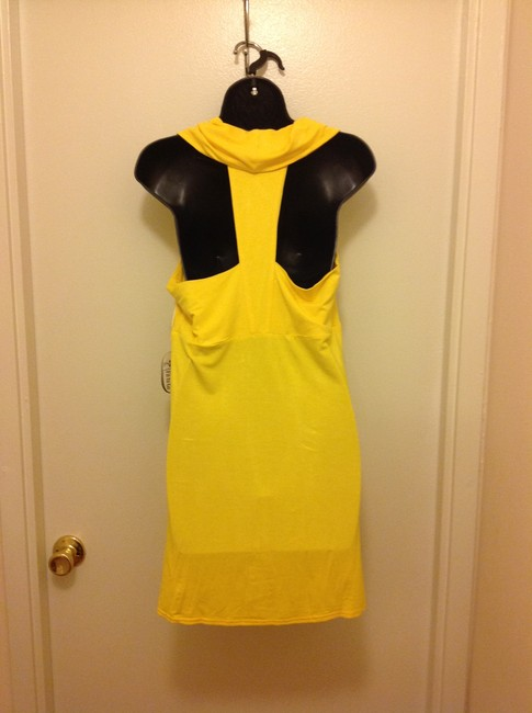 Fit to Go Top Yellow