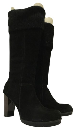 Preload https://img-static.tradesy.com/item/14368030/kenneth-cole-black-suede-long-bootsbooties-size-us-7-0-3-540-540.jpg