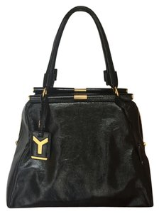Saint Laurent Handbag Tote in Black