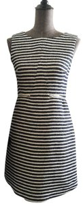Romeo & Juliet Couture short dress Navy & white on Tradesy