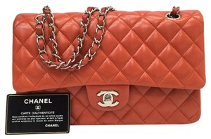 Chanel Medium Double Flap Cf Shoulder Bag