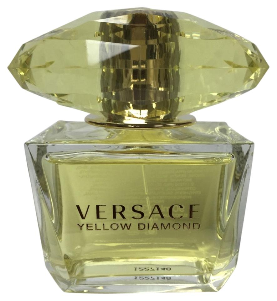 Versace YELLOW DIAMOND By VERSACE Perfume For Women EDT 30 Oz Tester