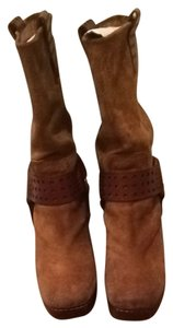 Frye Camel Brown Boots