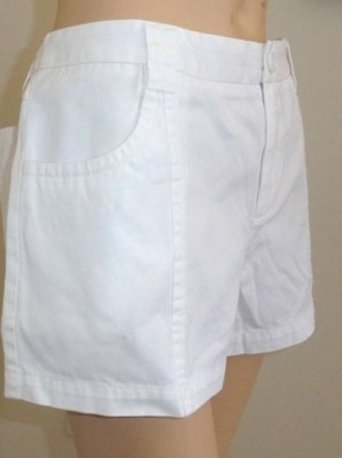 Victoria's Secret Dress Shorts White