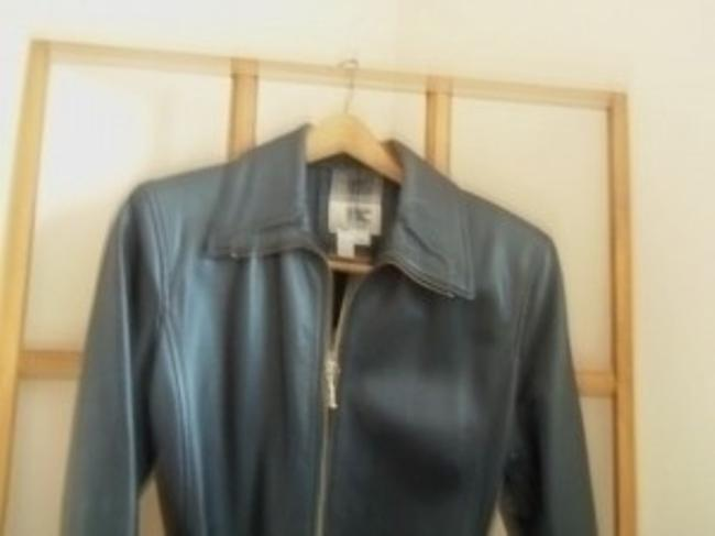 Other Black Leather Leather Jacket