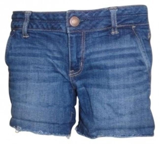 Preload https://item1.tradesy.com/images/american-eagle-outfitters-blue-jean-stretch-distressed-denim-cut-off-shorts-size-8-m-29-30-143720-0-0.jpg?width=400&height=650