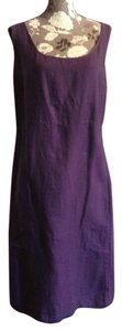 Plum Maxi Dress by Eileen Fisher Nwt Plus-size 22 Linen Bryn Walker