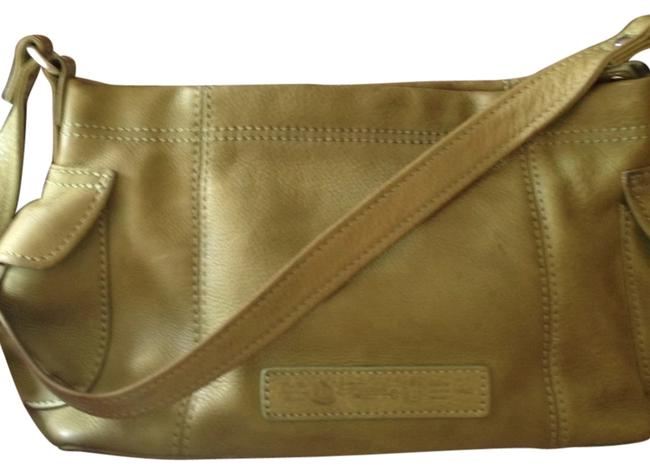 Item - 75082 Green Leather Baguette