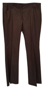New York & Company Classic Trouser Pants Brown