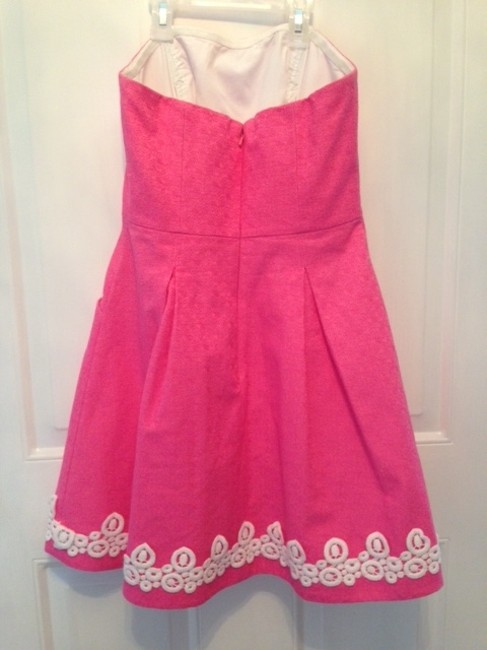 Lilly Pulitzer Wedding Lace Xxs Nwot Fit-and-flare Dress