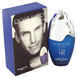 Giorgio Valenti ROSE NOIRE by GIORGIO VALENTI Eau de Toilette Spray for Men ~ 3.4 oz / 100 ml