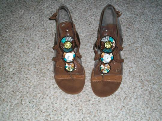 Coconuts brown Sandals