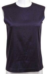 Chanel Top Deep Purple