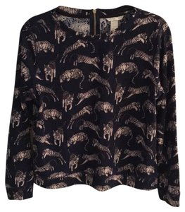 H&M Tigers Animal Print Sweater