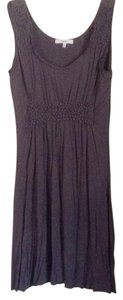 Mystree short dress Gray on Tradesy