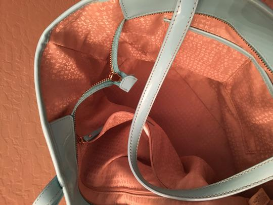 Kate Spade Small Harmony Adriatic Tote in Mint Green Image 2