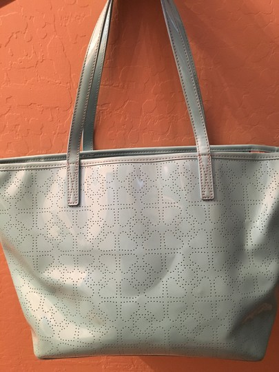Kate Spade Small Harmony Adriatic Tote in Mint Green Image 3