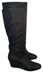 Camper Elsa Knee High Boot Black Boots